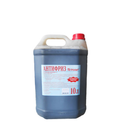Петролит АНТИФРИЗ, 10 л