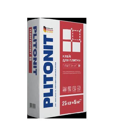 Клей усиленный Плитонит