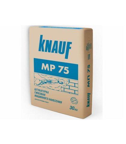 Штукатурка Кнауф мп-75