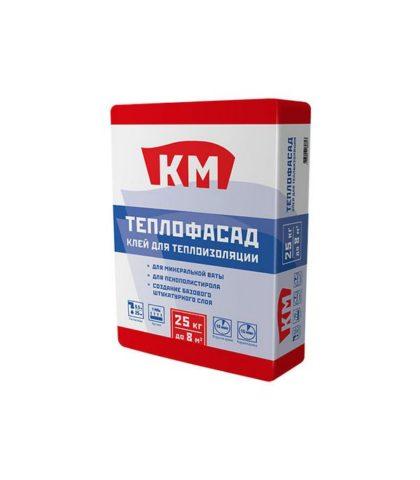 Клей для теплоизоляции Теплофасад КМ