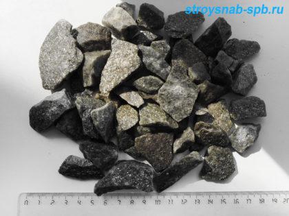 Златолит серо-зеленый 10-20 мм
