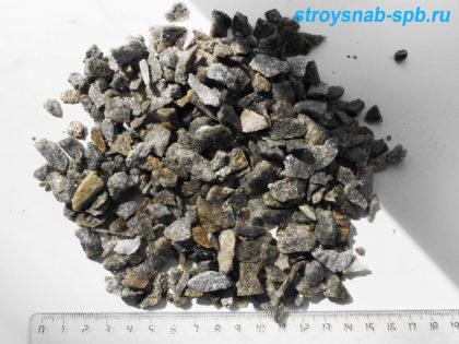 Златолит серо-зеленый 5-10 мм