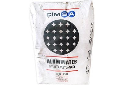 Глиноземистый цемент (жаростойкий)